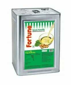 Fortune Soya Oil Tin 15 L