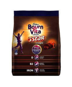Cadbury-Bournvita-5-Star-Magic-Chocolate-Health-Drink-Refill,-500-g