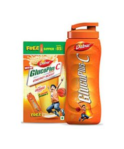 Dabur-Gluco-Plus-C-Orange,-450-g