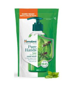Himalaya-Pure-Hands-Purifying-Tulsi-Hand-Wash---180-ml-Refill