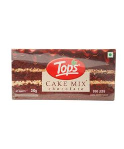 Tops-Cake-Mix---Chocolate-Eggless,-250g-Packn