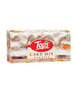 Tops-Cake-Mix---Vanilla-100%-Vegetarian-250-g-