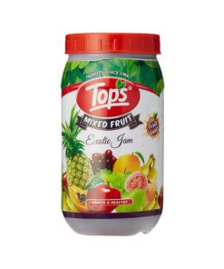 Tops-Jam-Jar,-Mixed-Fruit,-900g