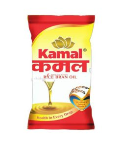 Kamal-Rice-Bran-Oil-Pouch-1L-