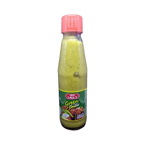 New-Lalls-Green-Chilli-Sauce-Hot-&-Spicy-200g