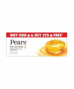 Pears-Pure-And-Gentle-Bathing-Bar,-125g-(Pack-Of-5)