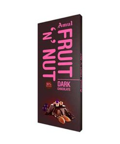 Amul-Fruit-N-Nut-Dark-Chocolate-55%-Rich-In-Cocoa-150g
