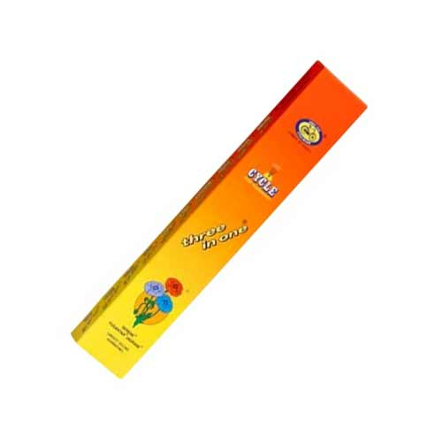 Cycle-Three-in-One-Agarbathis-110g-Free-Match-Box
