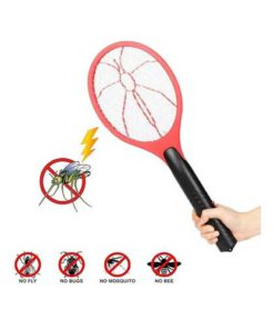 Electric-Mosquito-Killer-Fly-Insect-Killer-Rechargeable-Badminton--Racket