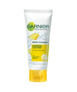 Garnier White Complete Pure Lemon Essence Fairness Face Wash 50g