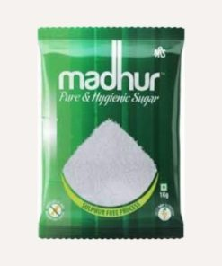 Madhur Pure and Hygienic Sugar 1kg