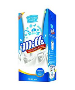 Mother Dairy UHT Milk 1L