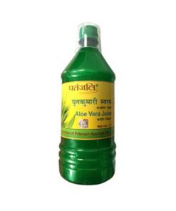 Patanjali Aloe Vera Juice Bottle 1L