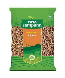 Tata Sampann Unpolished Rajma, 500