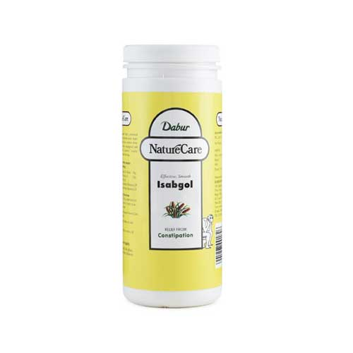 Dabur Nature Care Isabgol Regular Relief from Constipation 100g
