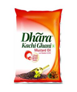 Dhara-Mustard-Oil-1L-Pouch