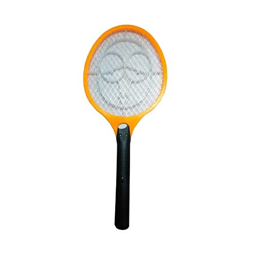 Go Max Rechargeable Mosquito Racket Assorted 1Pcs