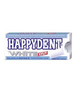 Happy-Dent-Chewing-Gum-White-Xylit-6.6g