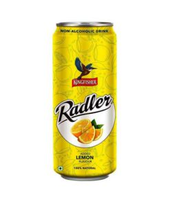 Kingfisher Radler Lemon Drink Can, 330 ml