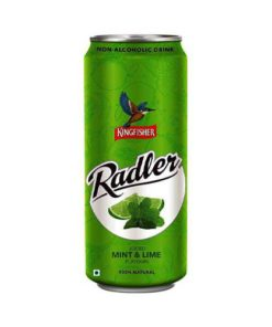 Kingfisher-Radler-Mint-Lime-Drink-Can,-330-ml