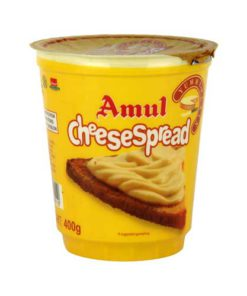 Amul Cheese Spread Plain 400g