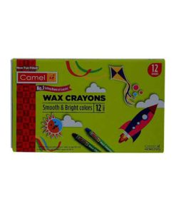 Kokuyo-Camlin-Wax-Crayons-12-Assorted-Colors