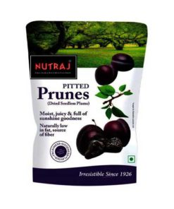 Nutraj Pitted Prunes Pouch 200g