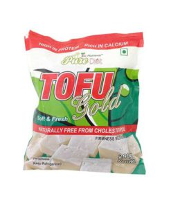 Purediet Soya Paneer Plain (Tofu) Pouch 200g