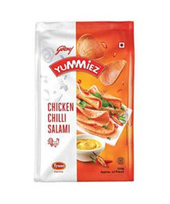Yummiez Chicken Chilli Salami 250g
