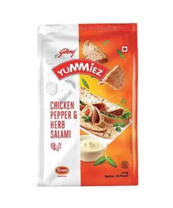 Yummiez-Chicken-Pepper-&-Herb-Salami-250g