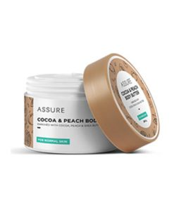 Assure-Cocoa-&-Peach-Body-Butter-200g