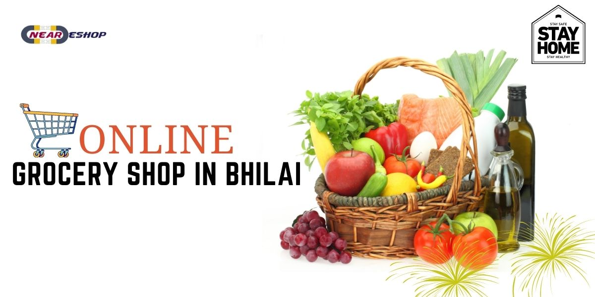Online Grocery Shop In Bhilai