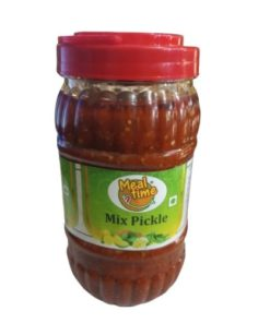 Meal Time Mix Pickle 1 Kg 01