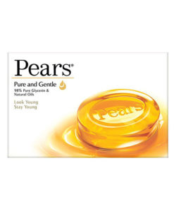 Pears-Pure-and-Gentle-Bathing-Bar,-75g-(Buy-3-Get-1-Free)