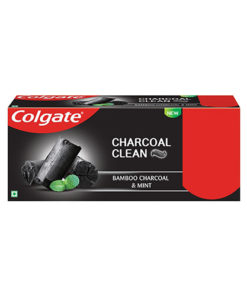 Colgate-Charcoal-Clean-Bamboo-&-Mint-Toothpaste-240-gms